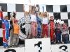 MČR Sosnová 12.8.2007 - Bambini, Kadet, Honda, N125